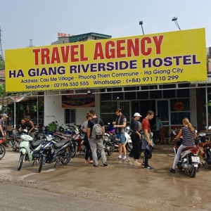 Ha Giang Riverside Hostel