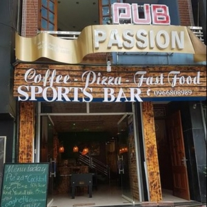 Passion Sports Bar & Food